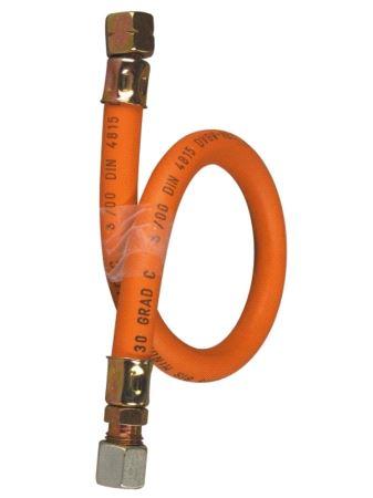 Propanslange 1,5 m  6,3 mm , 3/8 L  - 3/8 slangestuss