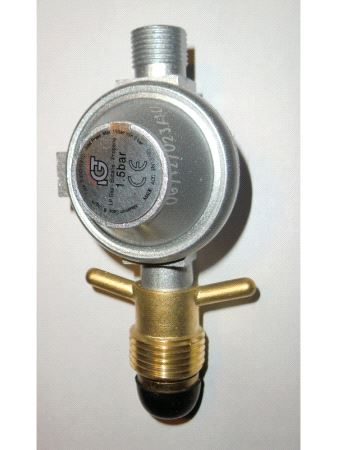 Industriregulator 1,5 bar for POL  industriflaske