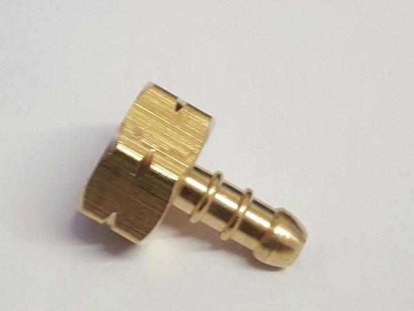 """Slange nippel innvendig /Femal 1/2 """" - 8-mm . LINKS"""