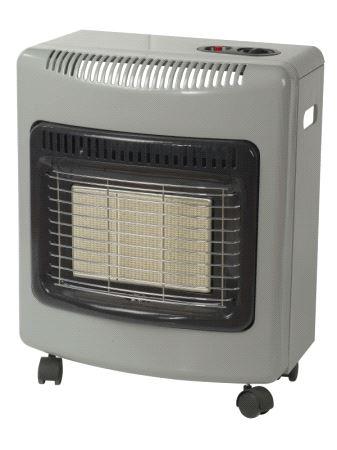 Basic Mini gass ovn, Grå. inkl. IGT regulator sett