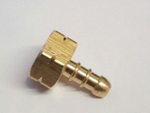 """Slange nippel innvendig Din477 / 1/2 """" - 8-mm F. LINKS"""