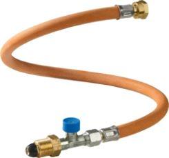 Caramatic slange m/sl.br.vent G10 POL-WS M20/1,5 Nut750mm